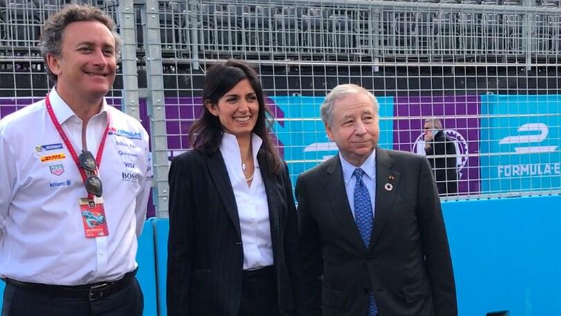 Formula E, Agag: A Roma organizzazione tra le migliori al mondo