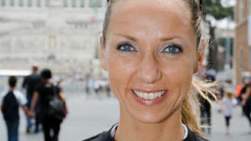 Valentina Vezzali: «Credo nella collettività»