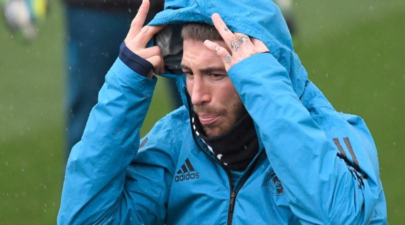 Champions, dalla Spagna: «Nessuna sanzione per Sergio Ramos»