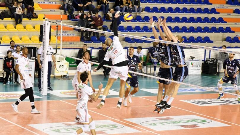 Volley: A2 Maschile, partono le sfide delle Semifinali Play Off