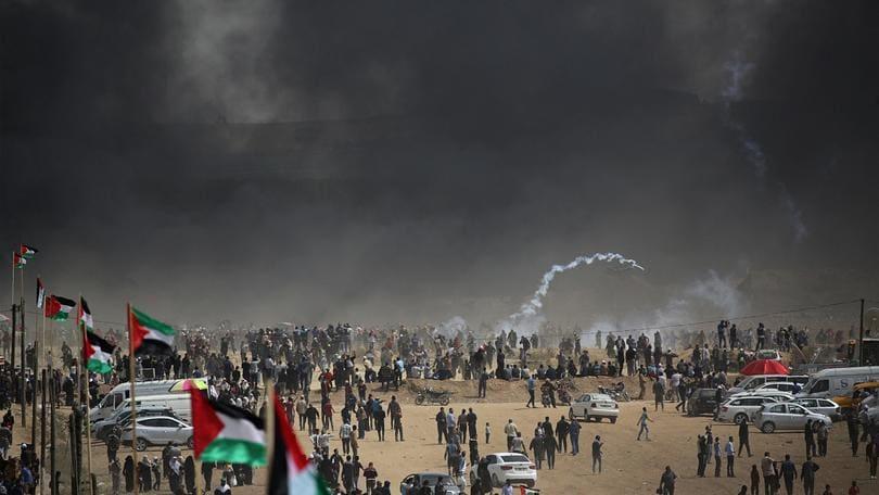 Gaza: fonti mediche, palestinese ucciso
