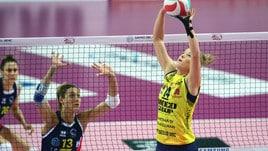 Volley: A1 Femminile, Play Off Conegliano è la prima finalista