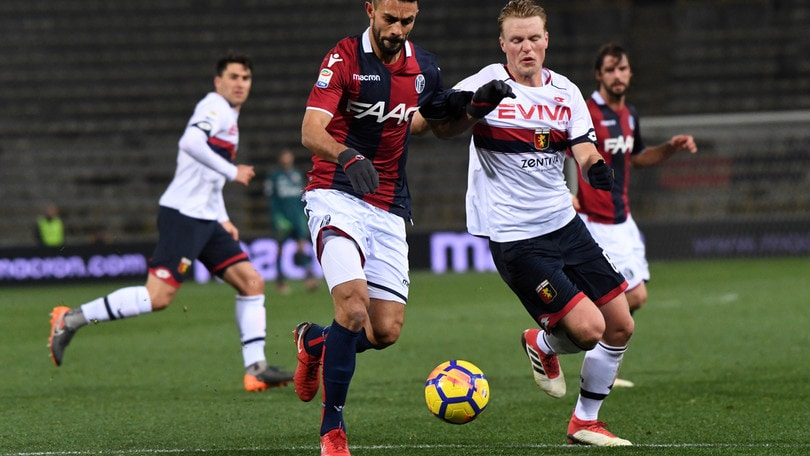 Serie A Bologna, lavoro a parte per Gonzalez