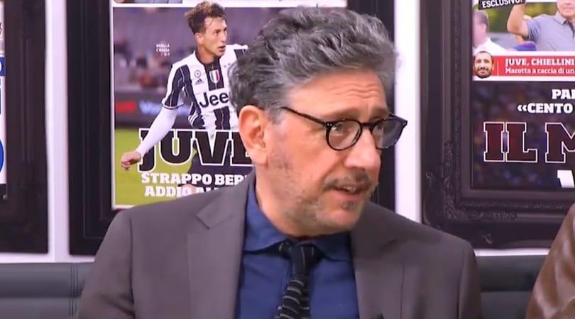 Sergio Castellitto: «Roma-Liverpool? Il sorteggio più bello»