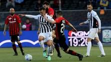 Serie B Foggia-Ascoli 3-0: in rete Deli, Mazzeo e Loiacono