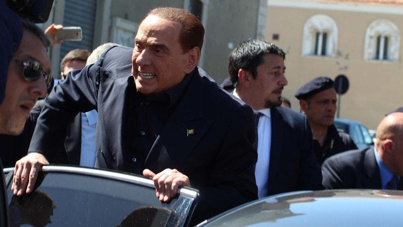 Berlusconi: «A Madrid ho tifato per la Juventus»
