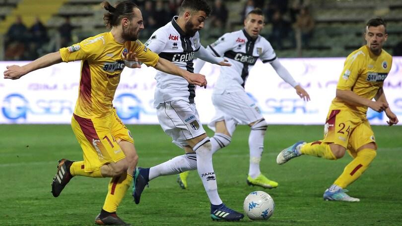 Serie B Parma-Cittadella 0-0. Reti inviolate nell'anticipo