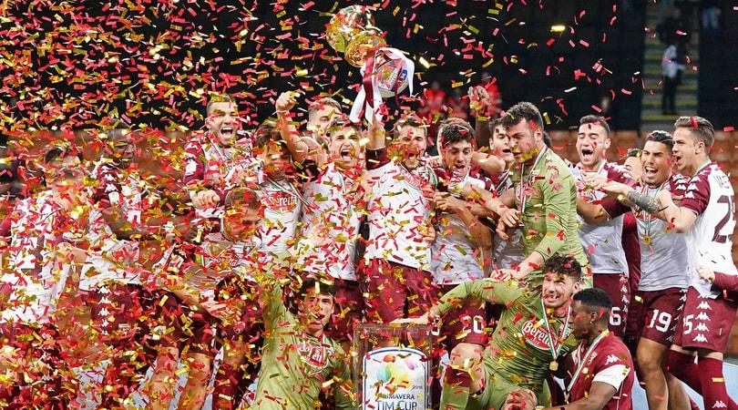 Primavera, il Torino piega il Milan anche nel ritorno e vince l'ottava Coppa Italia