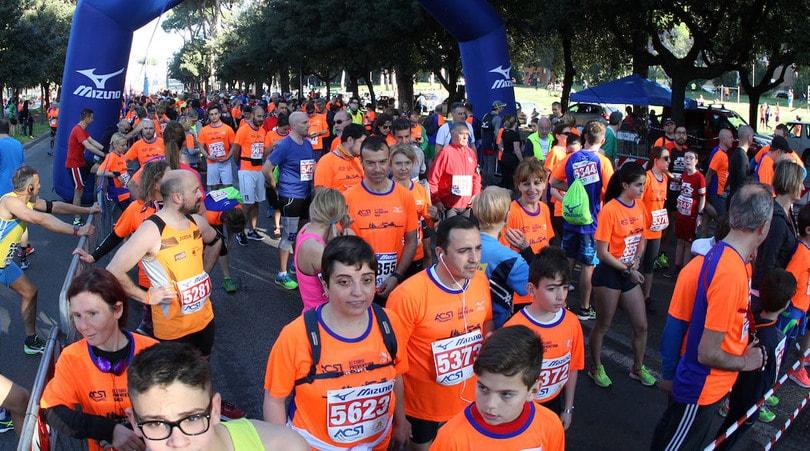 Al via l'Appia Run domenica 15 aprile