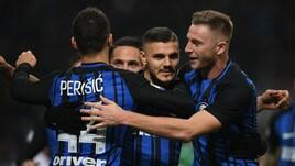 Serie A, l'Inter a Bergamo: la vittoria con l'Atalanta paga 2,65
