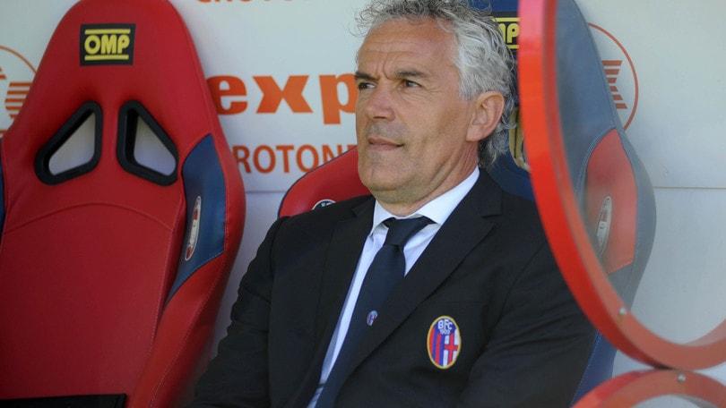 Serie A Bologna, Donadoni: «Verona? Match point da non mancare»