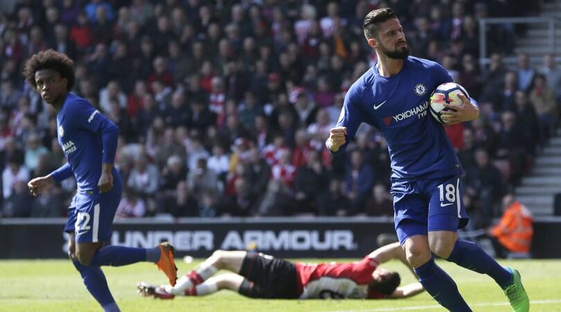 Premier, Chelsea: che rimonta col Southampton! Il City batte il Tottenham