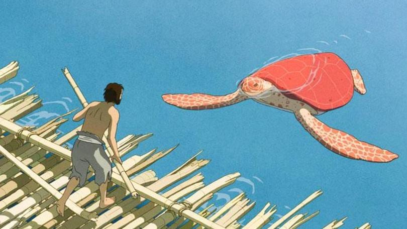 Cartoon on the Bay, vince The Red Turtle