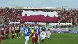 Livorno-Pisa, lo spettacolo del derby
