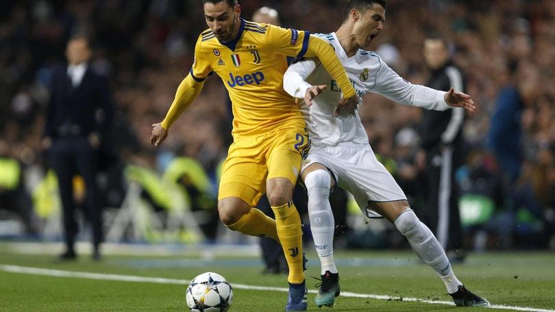 Serie A Juventus, De Sciglio out: finale di stagione a rischio