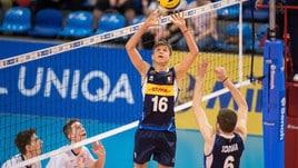 Volley: Europei Under 18, l'Italia si ferma in semifinale