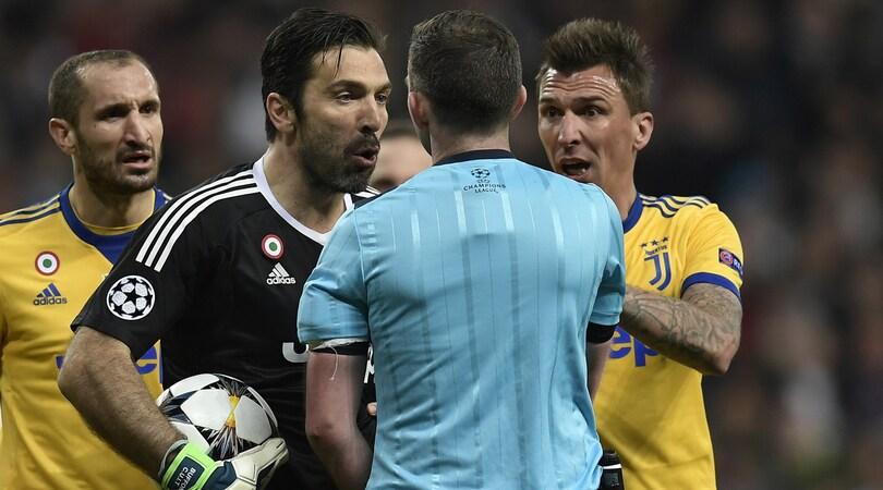 Buffon: «Lo sfogo dopo il Real? Ridirei tutto con un linguaggio più civile»