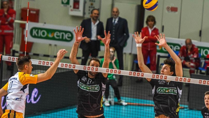 Volley: Play Off Challenge, nella semifinale di andata Padova vince al quinto