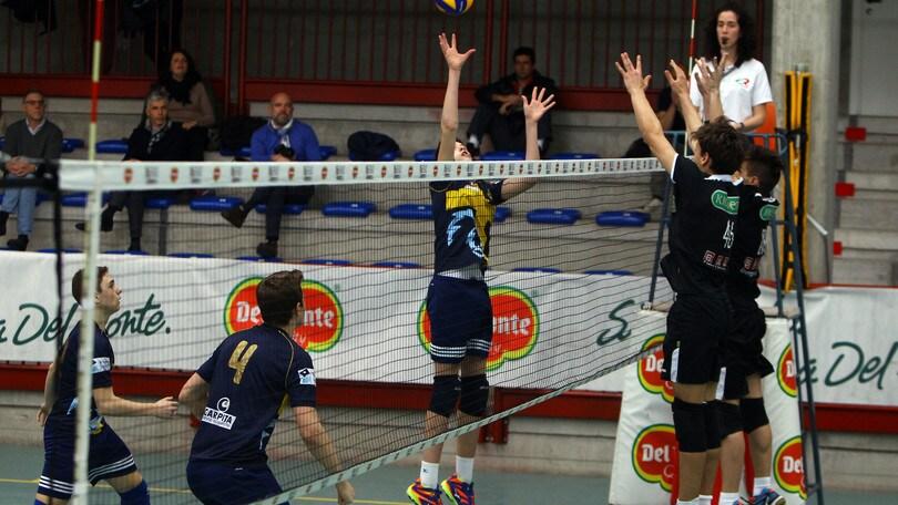 Volley: Boy League, Milano-Civitanova e Trento-Castellana Grotte le semifinali