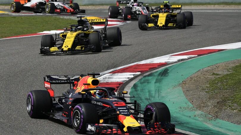 F1, tutto pronto per il Gran Premio di Baku