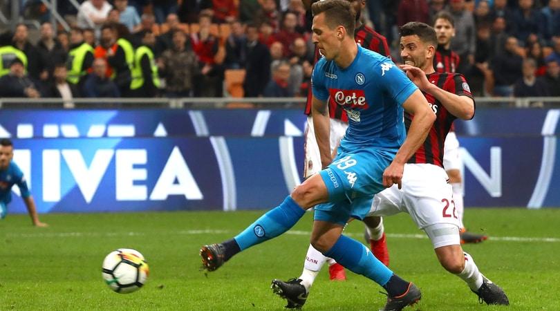 Milan-Napoli 0-0: Donnarumma salva il risultato al 91'