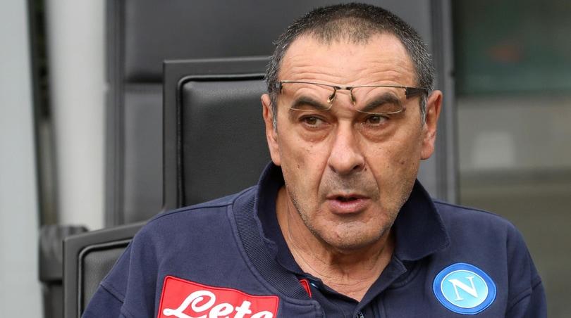 Sarri: Resto volentieri al Napoli se posso vincere