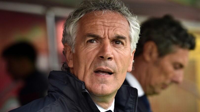 Serie A Bologna, Donadoni: «Vogliamo migliorare la classifica»