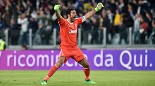La Juventus fa tornare il sorriso a Buffon e caccia i fantasmi di Madrid