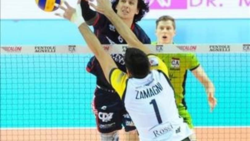 Volley: A2 Maschile Semifinali Play Off, Siena e Spoleto si impongono 3-0