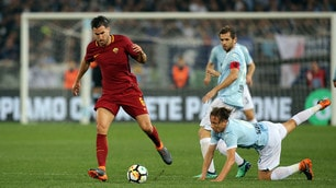Derby Lazio-Roma, le immagini più belle della sfida