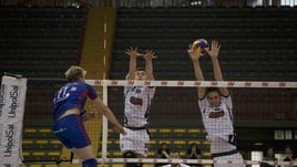 Volley: A2 Maschile, Play Out: Massa fa 1-1, Club Italia e Lagonegro sul 2-0