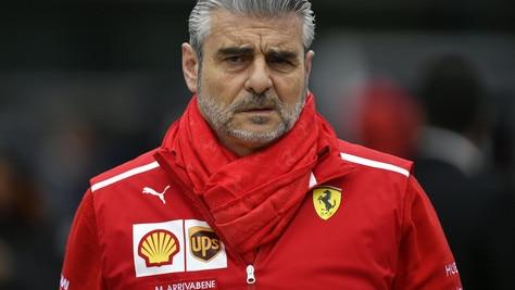 F1 Cina, Arrivabene: «Non è certo il risultato a cui puntavamo»