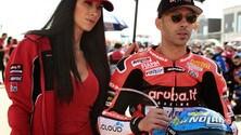 Superbike Assen, Melandri: «Sono passeggero della mia moto»