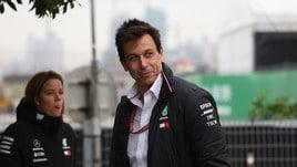 F1 Mercedes, Wolff: «Dobbiamo svegliarci»