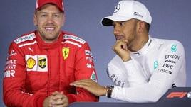 F1, per i quotisti il testa a testa è tra Vettel e Hamilton