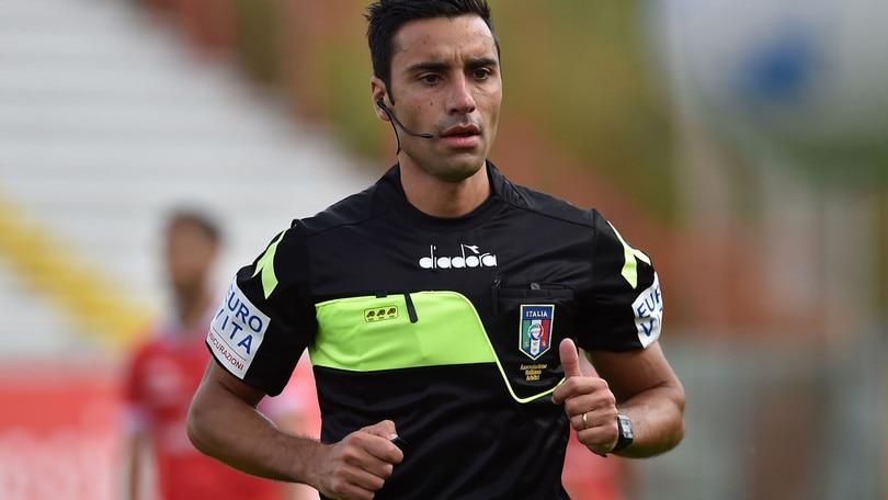 Serie B Cesena-Empoli, dirige Saia. Cittadella-Palermo: Nasca