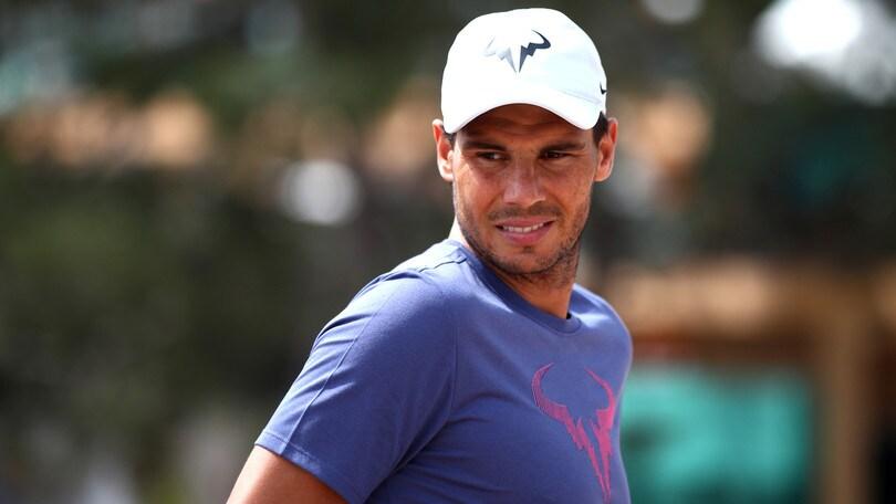Tennis, a Montecarlo il favorito è Nadal