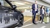 Volkswagen: parcheggio autonomo dal prossimo decennio