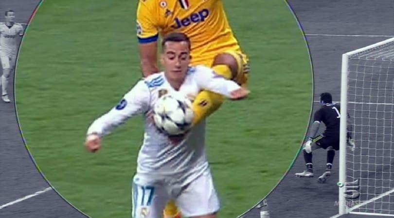 Real Madrid, Vazquez: «Sono invidiosi: il rigore con la Juventus c'era»