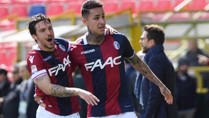 Serie A Bologna, Pulgar a riposo: affaticamento muscolare