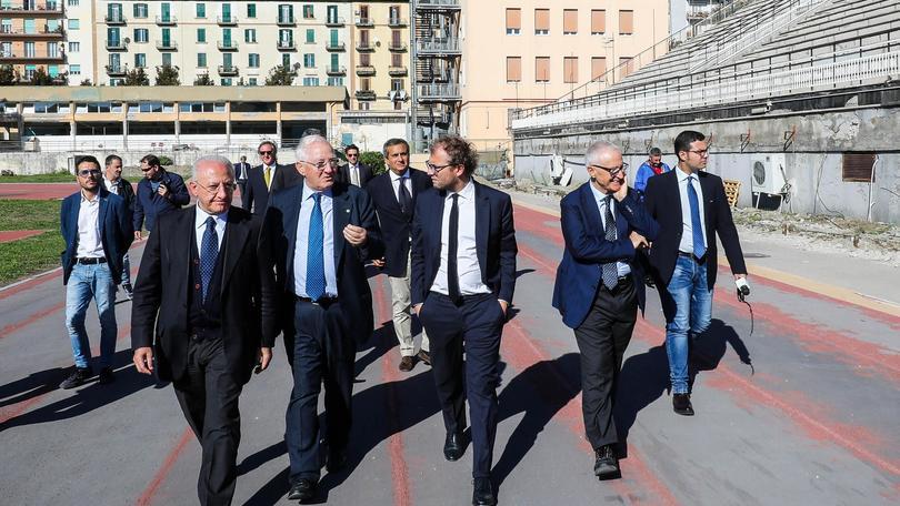 Universiadi, commissione a TC Napoli
