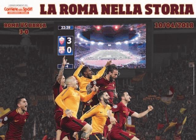"""Solo domani gratis il poster """"Roma nella storia"""""""