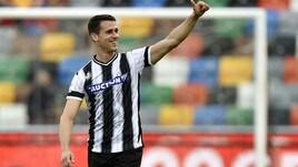 Serie A, ND Gorica-Udinese 0-2: doppietta per Lasagna