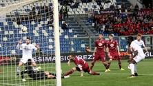 Serie C, Reggiana-Bassano 0-0: è il festival del palo