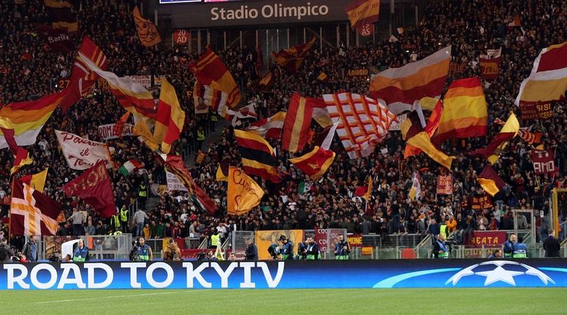 Roma, febbre Liverpool: sarà un Olimpico da record