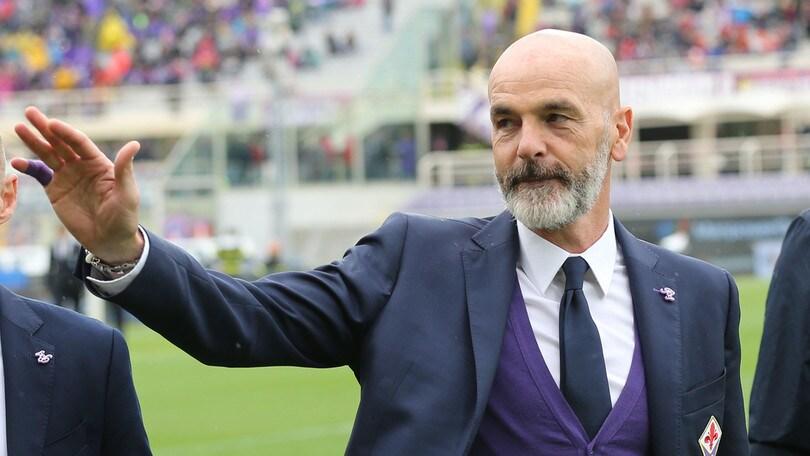 Serie A Fiorentina, Pioli: «Lazio di qualità. E' un test importante»