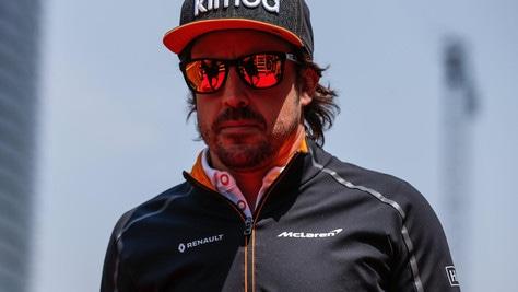 F1, dalla Spagna: nel 2019 Alonso lascerà la McLaren
