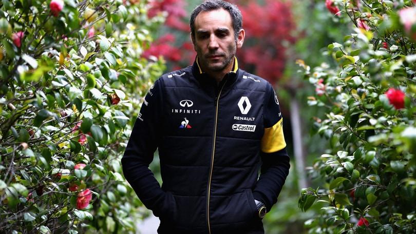 F1 Renault, Abiteboul: «Non possiamo attendere all'infinito la Red Bull»