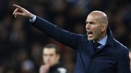 Zidane: «Se mancano di rispetto al Real Madrid non posso stare zitto»