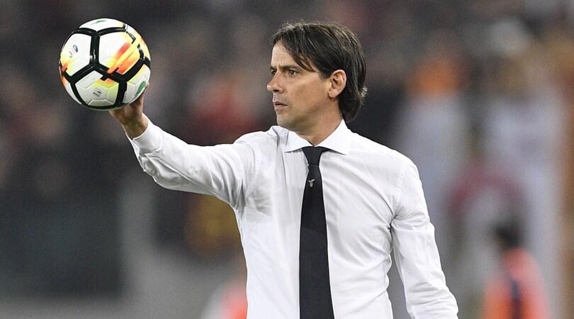 Lazio, Inzaghi: «Immobile in dubbio. Caicedo o Nani le alternative»